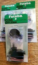 Futabab FP-S3001 Servo. LOT OF 3. NEW!!