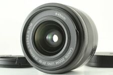 FedEx【 Mint 】Canon EF-M 15-45mm F/3.5-6.3 IS STM Lens (Graphite)From Japan  #085