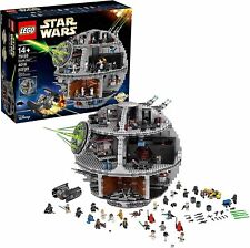 LEGO Star Wars Death Star 75159 Space Station Building Kit with Star Wars...