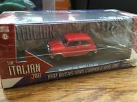 GREENLIGHT 86550 GRW AUSTIN MINI COOPER S 1275 MK1 model THE ITALIAN JOB 1:43