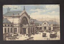 LIEGE - Gare des Guillemins (1913)