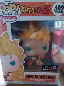 Goku super sayan 3 Funko Pop