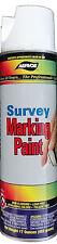 Aervoe Survey Grade White Inverted Marking Paint