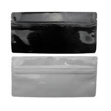 Pre-Roll Bag Mylar Barrier Heat Seal Tear Notch Food Storage Packaging Rx Pouch