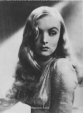 Photo originale Veronica Lake portrait Paramount