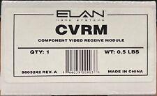 Elan Cvrm Component Video Receive Module