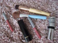 Kosmetik Set, 6 Teilig, Make Up Pinsel, Lippenstift, Lipliner, Lancome