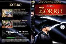 DVD Zorro 37 | Disney | Serie TV | Lemaus