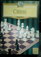 CHESS SET with Plastic Pieces by King