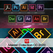Adobe Master Collection CC 2020 ✅Lifetime Activation For Windows/Mac Delivery
