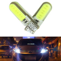 Ampoule LED T10 W5W Blanc 6500k pour interieur voiture et plaque immatriculation