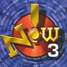 Now 3 by Various Artists (CD, Sep-1999, Universal Distribution) BRAND NEW SEALED