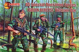 MARS U.S Green Berets Vietnam War 32008