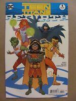 Teen Titans Rebirth #1 DC Comics 2016 One Shot Variant 9.6 Near Mint+