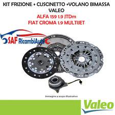 KIT FRIZIONE + VOLANO BIMASSA VALEO ALFA ROMEO 159 FIAT CROMA 1.9 JTDM