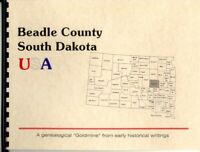 SD Beadle County South Dakota 1879-1900 Huron RP of Mildred Jones early history