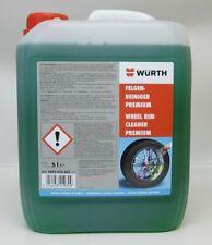 [10,59€/L] 1x Würth Felgenreiniger Premium 5 Liter Kanister Art.-Nr. 0893476505