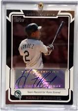 Hanley Ramirez 2008 Topps Highlights Auto #HA-HR Signed Authentic Marlin Red Sox
