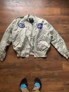 Nwot Alpha Industries NASA L2b XL