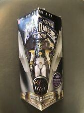 Bandai Mighty Morphin Power Rangers The Movie White Ranger