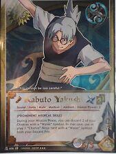 KABUTO YAKUSHI (Prominent medical skill) - 606 FOIL SUPER RARE 1.E
