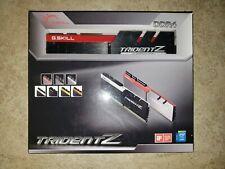 ✔✔ G.SKILL TridentZ 32GB (2 x 16GB) 3200MHz *CL14* PC4-25600 DDR4 *Samsung B-Die