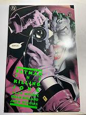 Batman The Killing Joke 1988 1st print in nm/mint range Alan Moore, Bolland