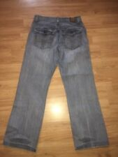 Flypaper Men's Jeans Size 32x32 Flap Pockets 100% Cotton Free Shipping