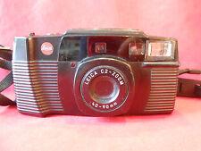 Leica C2 Zoom 40-90MM Film Kamera Autofocus schwarz Sammler unbenutzt