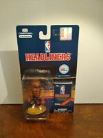 1997 NBA Headliners Jerry Stackhouse Figure 76ERS Corinthian