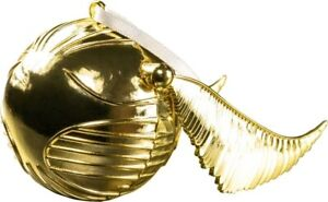 Harry Potter - Golden Snitch Metal Hanging Ornament-IKO1307-IKON COLLECTABLES