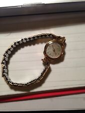 vintage oris ladies cocktail watch automatic not working spares repair parts