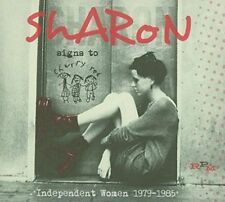Various Artists - Sharon Signs to Cherry Red Independent Women 19791985 CD