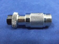 WORKMAN C4PDF6 CB RADIO MICROPHONE ADAPTER 6 Pin DELTA FORCE TO 4 Pin COBRA