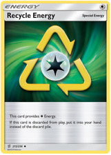 Recycle Energy 212/236 MINT/NM - UNIFIED MINDS - Pokemon TCG