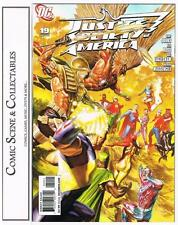 JUSTICE SOCIETY OF AMERICA  #19  {2008}  DC.