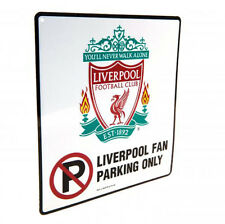 Liverpool F.C - No Parking Sign - GIFT