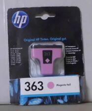 HP 363 Light Magenta C8775EE BA1 für Photosmart  3110 3210 3310 8250 C5180 OVP