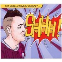 NIGEL/THE NIGEL KENNEDY QUINTET - SHHH!  CD 7 TRACKS JAZZ MAINSTREAM NEU