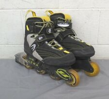 Ultra Wheels High-Quality Inline Skates w/Heel Retention Straps Us Men's 7/39.5