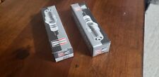 Set of 2 Champion Spark Plug 7071 DOUBLE PLATINUM PLUG, USA