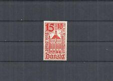 Danzica, Gdansk 1935 Michel numero: 258 **, posta ** fresco, valore di Catalogo € 14,00