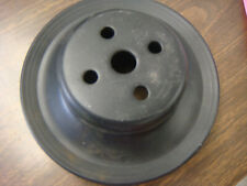 WATER PUMP PULLEY MACH 1,SHELBY,428CJ,390 GT PART# C6AE-8509-A
