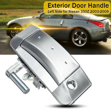Left Outside Exterior Door Handle Outer 80607-CD41E For Nissan 350Z 2003-2009