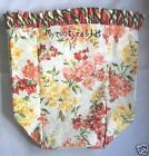 Longaberger 1998 Snapdragon Basket Fabric Liner ~ MAY