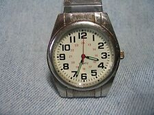 Men's Military Style Watch w/ New Battery