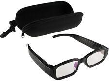 Brille mit versteckter Mini Spycam, kleine Spionage-Kamera Minikamera 1080p HD