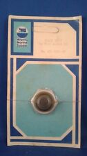 3 Push Button Starter Switch Covers Face Nuts  #126-3926-DP Atlantic Marine NOS