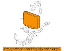 GM OEM-Engine Oil Cooler 15557751
