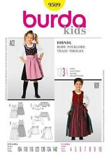 Child Female Costume Sewing Patterns